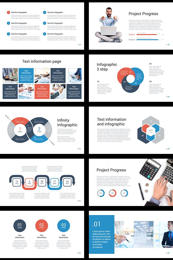 Company Free PowerPoint Presentation Templates