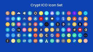 Crypt ICO icons 1 1 320x180 - 327+ Crypt ICO PowerPoint Icons - icons, EOS, Crypt ICO, coin, Bitcoin