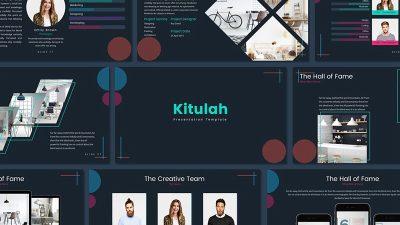 kitulah presentation 1 400x225 - Kitulah Presentation Template - professional, enterprise, dark, Creative, clean, Business