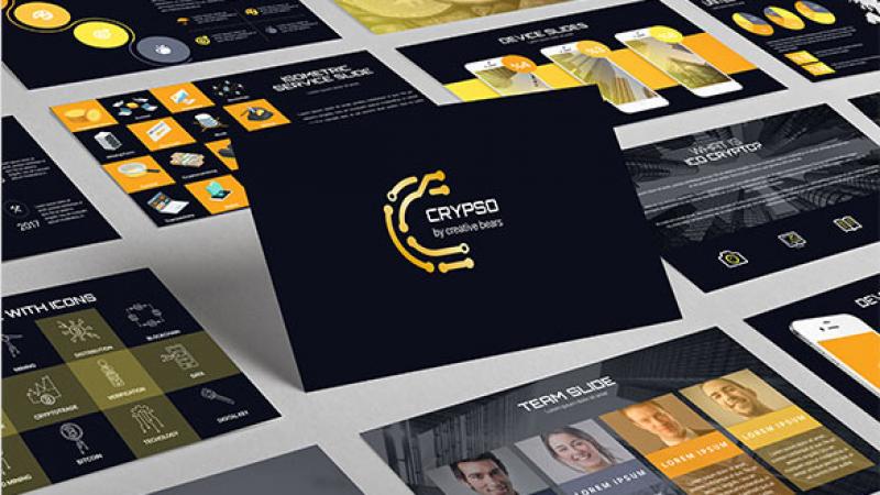 10+ Best Free Blockchain Presentation Templates 2019 – Just Free Slides