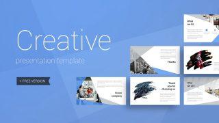 Creative 320x180 - Creative Presentation Template - modern, Creative, Business