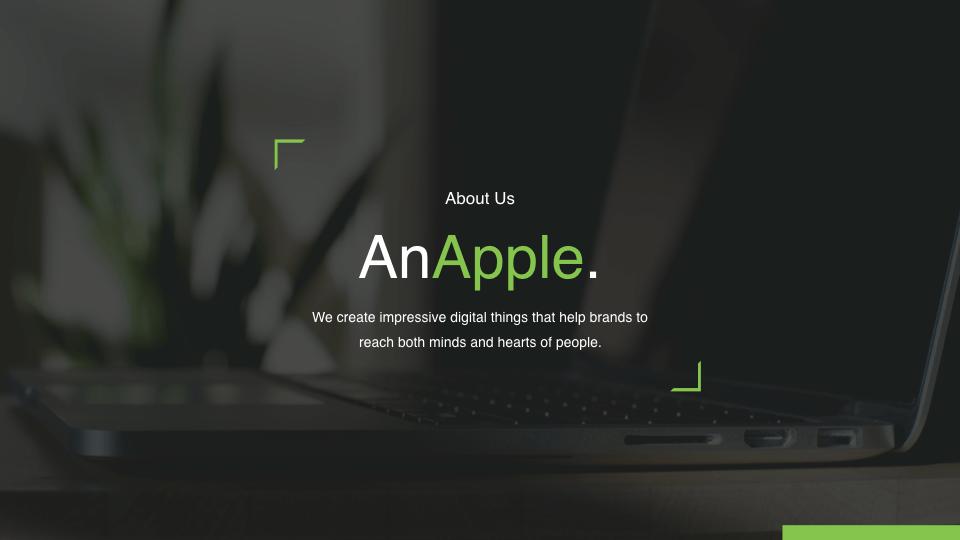 AnApple Free Keynote Presentation Template.001 1