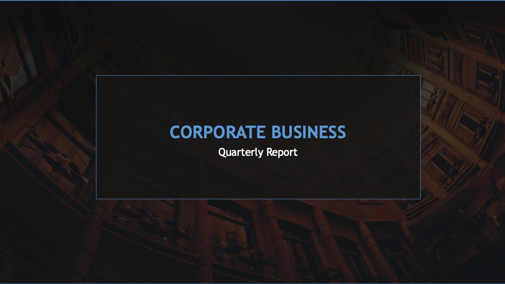 corporate business presentation1