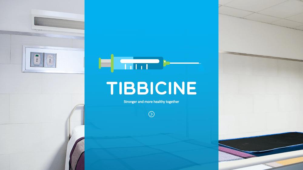 Tibbicine Healthcare Powerpoint1