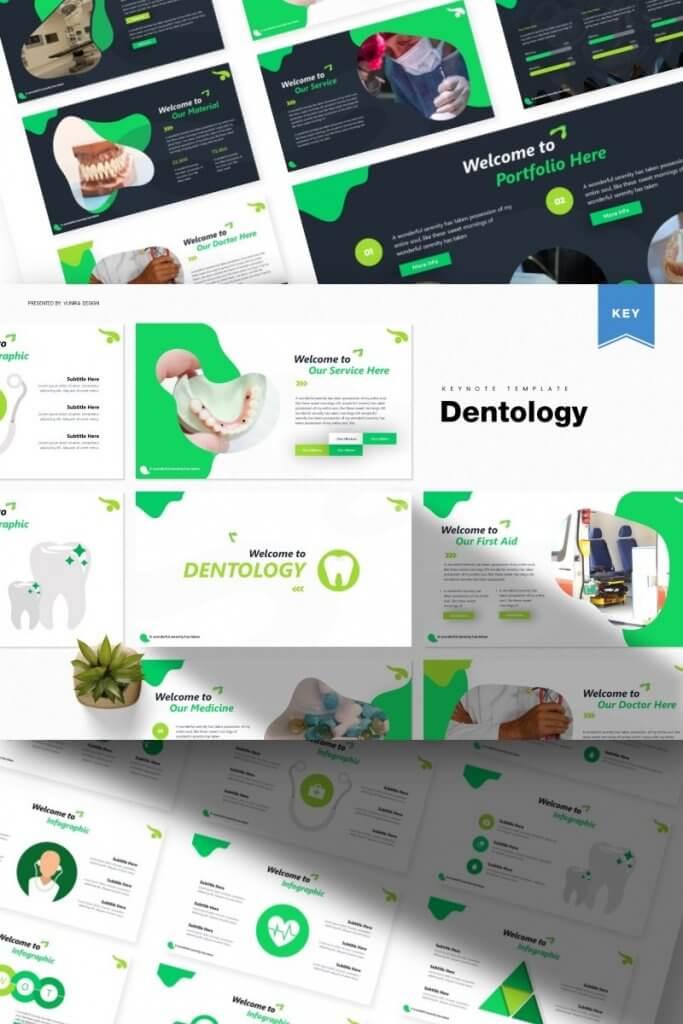 Dentology Keynote Template 1