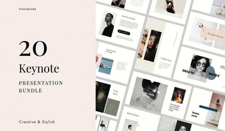 Top 37 Free Templates For Apple Keynote 2019 Colorlib 5