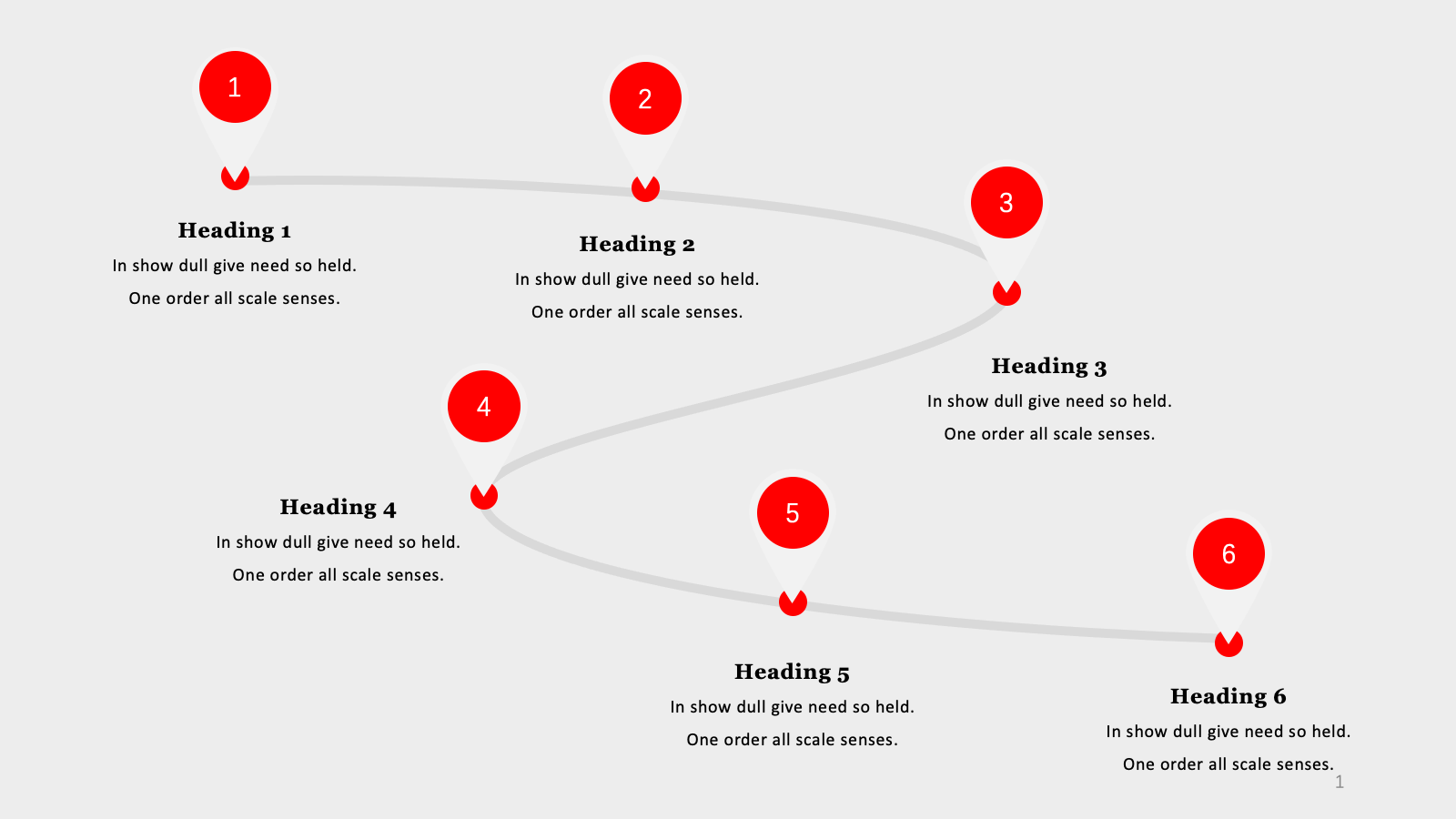 Timeline  Infographics 2