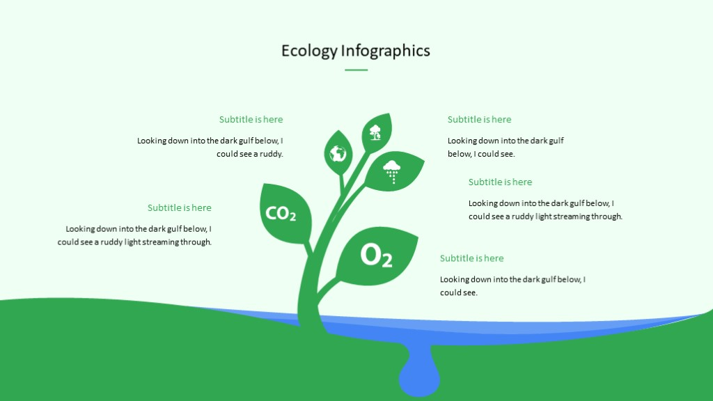 Infographic Bundle Ecology 5