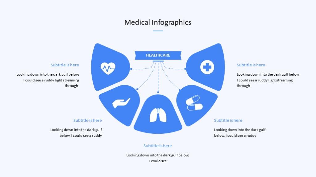 Infographic Bundle Medical 4
