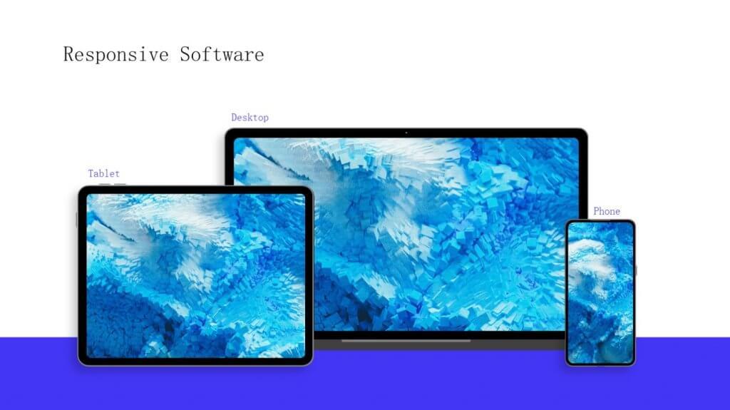 Selfone Creative Google Slides Template 17