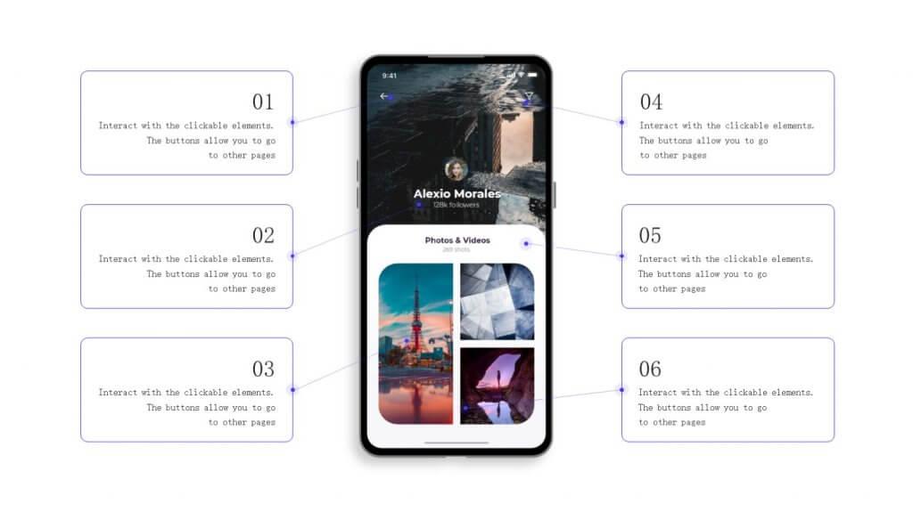 Selfone Creative Google Slides Template 23