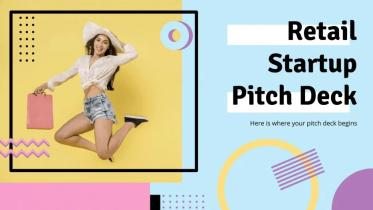 Best Google Slides Pitch Deck Template