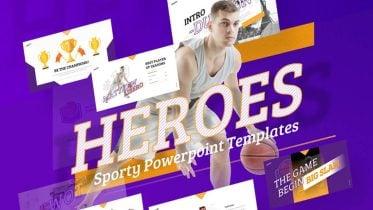 Best Sports PowerPoint Template